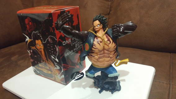 One Piece Luffy Gear 4