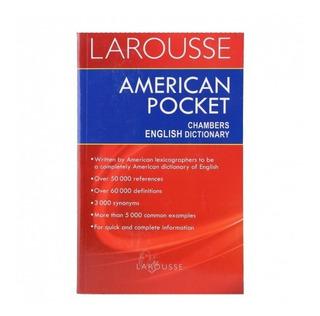 Diccionario Inglés American Pocket