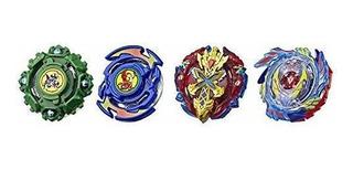 Beyblade Burst Evolution Set De 4 Tops, Importado