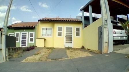 Casa - Condomínio Fechado - 2 Quartos - Dona Francisca - 14358