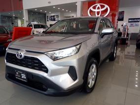 Toyota Rav4 2.5 Le At Nueva 2019 Color Plata