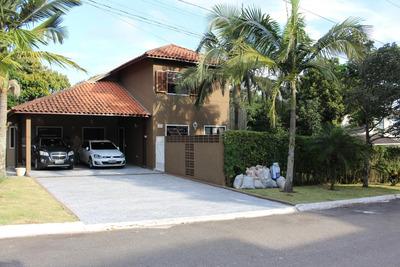 Casa Com 4 Quartos À Venda, 238 M² - Granja Viana - Cotia/sp - Ca14589