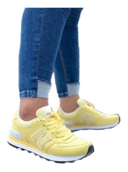 Tenis Para Dama. Calzado Deportivo Para Mujer 35/40 Xm