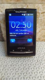 Sony Xperia E10a Funcionando (somente Vivo)