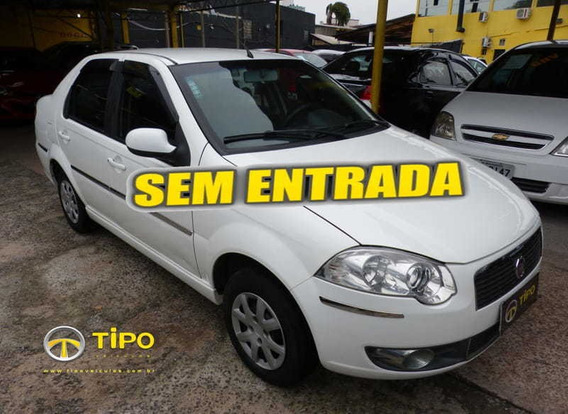Fiat Siena 1.4 Tetrafuel (gnv) 2012