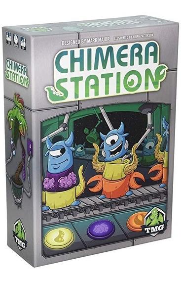 Chimera Station Jogo De Tabuleiro Importado Kronos Games