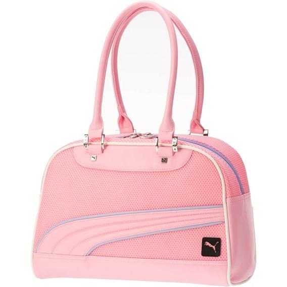 Puma Mesh Grip Bag Original Pink