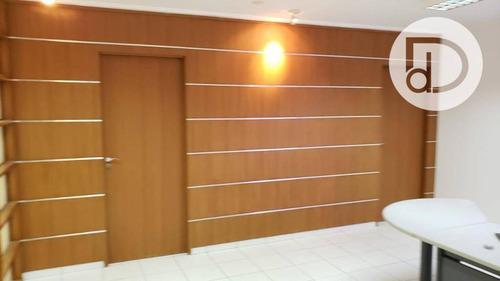 Sala Para Alugar, 100 M² Por R$ 2.500/mês - Centro - Valinhos/sp - Sa0271