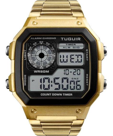 Relógio Tuguir Masculino 6216