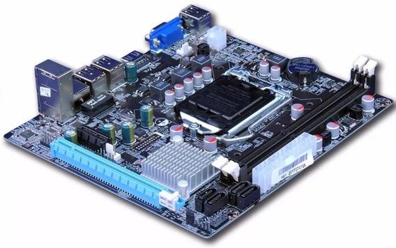Kit Processador Intel Core I5 2400 Placa Mãe Hdmi + Wifi