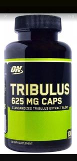 Tribulus Terrestris 625 Com 100 Cápsulas Importado Original