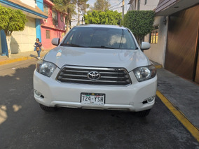 Toyota Highlander Base Premium Sport Aa Qc Piel At 2010
