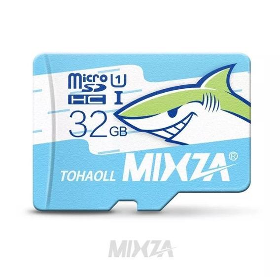 Cartão De Memória Micro Sd Hc Uhs-1 Classe 10 Mixza 32gb