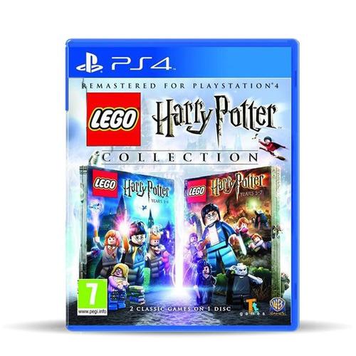 Lego Harry Potter Collection (nuevo) Ps4 Físico, Macrotec