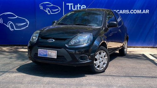 Ford Ka Fly Plus 1.0 2014 Negro - Tute Cars Gustavo.