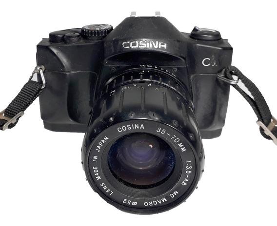Câmera Cosina Analógica C1 No Estado