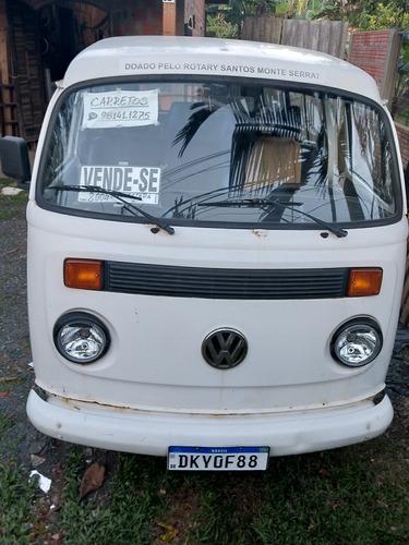 Volkswagen Kombi 2004 1.6 Std 3p Gasolina