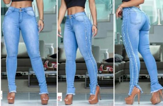 Kit 10 Calca Jeans Atacado