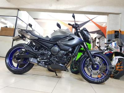 Yamaha Xj6 N Cinza 2013