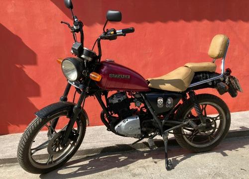 Intruder 125cc Suzuki