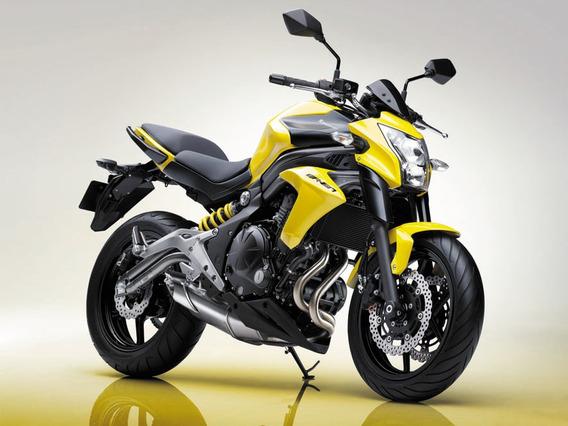 Kawasaki Er 6n Abs 2013