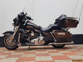 Harley Davidson Flhtk Anv Electra