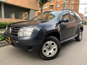 Renault Duster Expression 1.600cc M/t Ab Fe 2014
