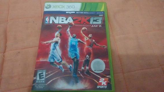 Nba 2k13 - Xbox360 - Completo