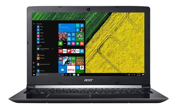 Notebook Acer Aspire 5 A515-51g-72db I7 8gb 940mx 2gb