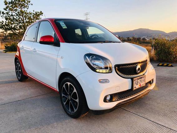 Smart Forfour Pasion Turbo Automatico Gps 2016