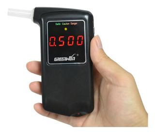 Alcoholimetro Digital At858s Profesional Policial Pantalla