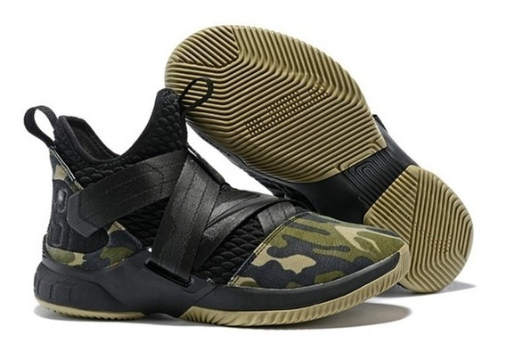 Zapatos Botas Botines Basket Nike Lebron Soldier 12 41-46