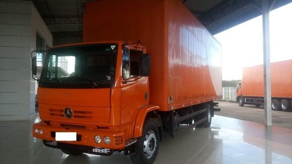 Caminhão Baú Mercedes Benz/ 1718 2009/2009