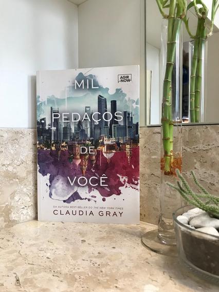 Livro Mil Pedaços De Você De Claudia Gray