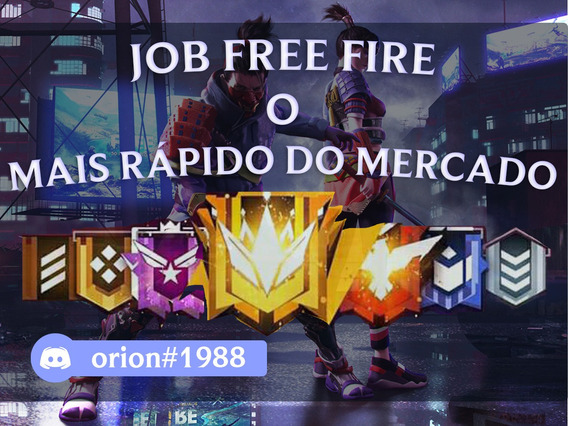 Free Fire - Upo C- Onta Ranked