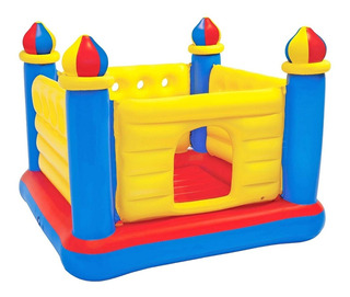 Castillo Inflable Intex Jump O Lene Bouncer