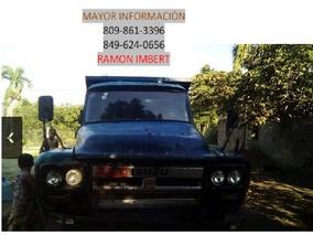 Vendo Camion Isuzu Tx 1988, En Perfecta Condicion