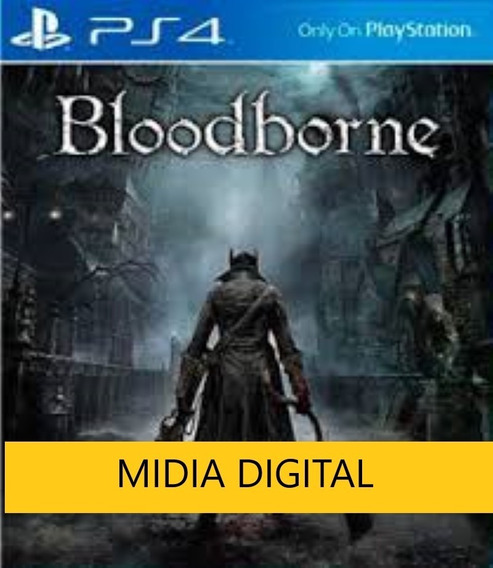 Bloodborne I Ps4 Portugues