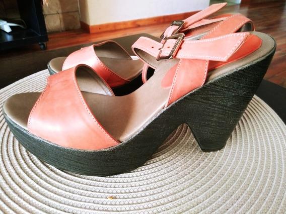 Zapatos Prüne De Cuero