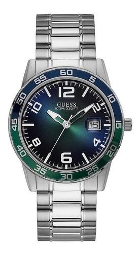 Relógio Guess Masculino 92730 Prata 18k Promoção