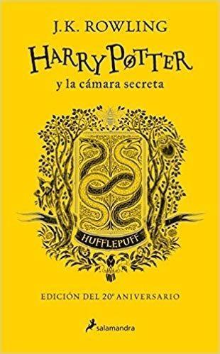 Harry Potter Y La Cámara Secreta 20 Aniversario - Hufflepuff