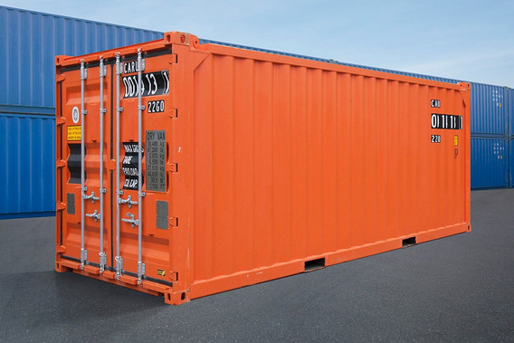 Contenedores Maritimos Containers Usado 20 Pies La Plata