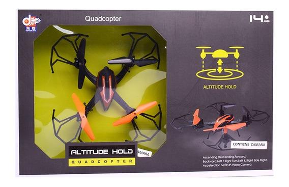 Dron A Radio Control Con Camara Axis Gyroscope Quadrocopter
