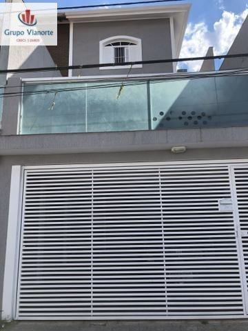 Sobrado A Venda No Bairro Vila Amália (zona Norte) Em São - Jv861-1