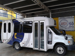Microbuses Ford E 350 Año 2011