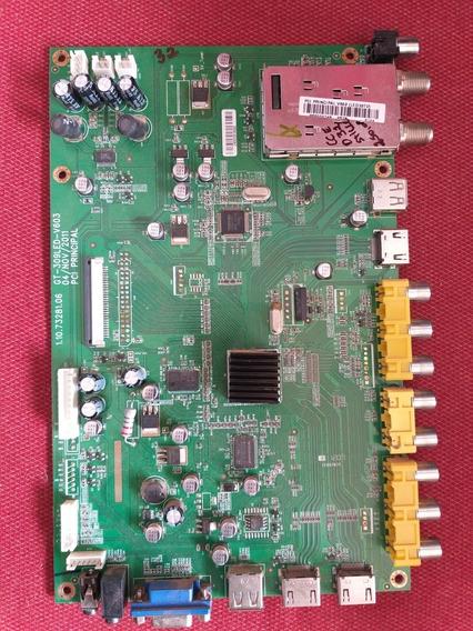 Placa Principal Tv Cce Stile D32