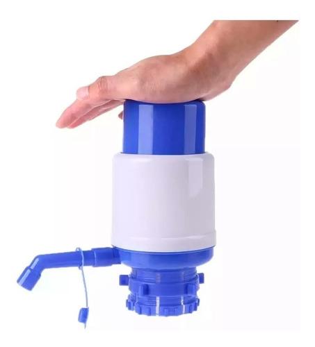 Válvula Bomba Manual Dispensador Agua Botellón