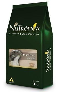 Ração Nutrópica Natural Trinca Ferro - 2,5kg Fracionada