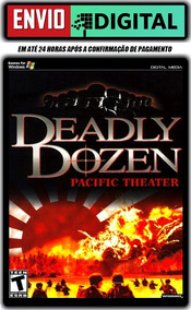 Deadly Dozen Pacific Theater - Pc - Envio Digital