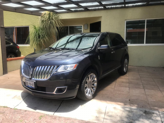 Lincoln Mkx V6 Awd Premier 2013 Impecable